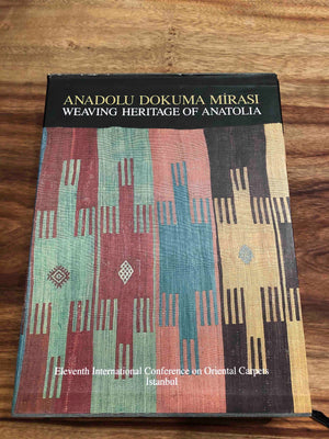Weaving Heritage Of Anatolia
