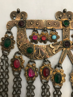 Antique Bokhara Pendant Jewellery