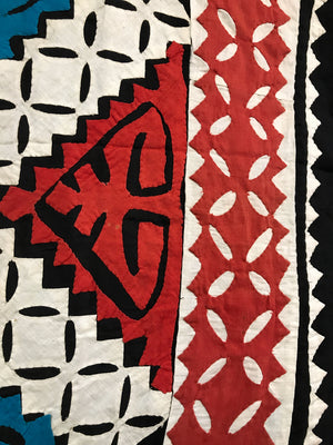 Sindhi Applique 233x158cms