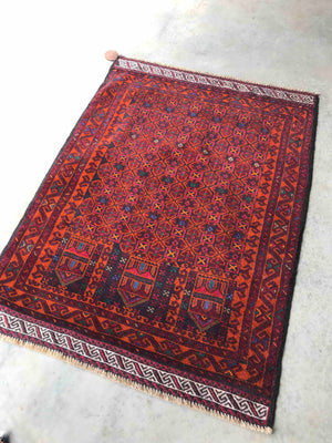 Belouch Prayer Rug 129x97cms