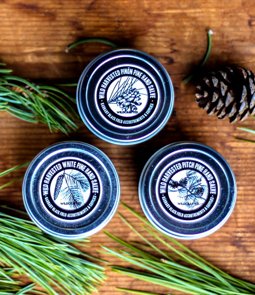 PINE BUNDLE HAND SALVE