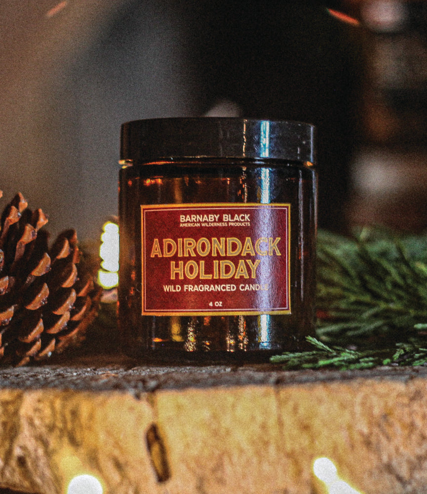 ADIRONDACK HOLIDAY CANDLE