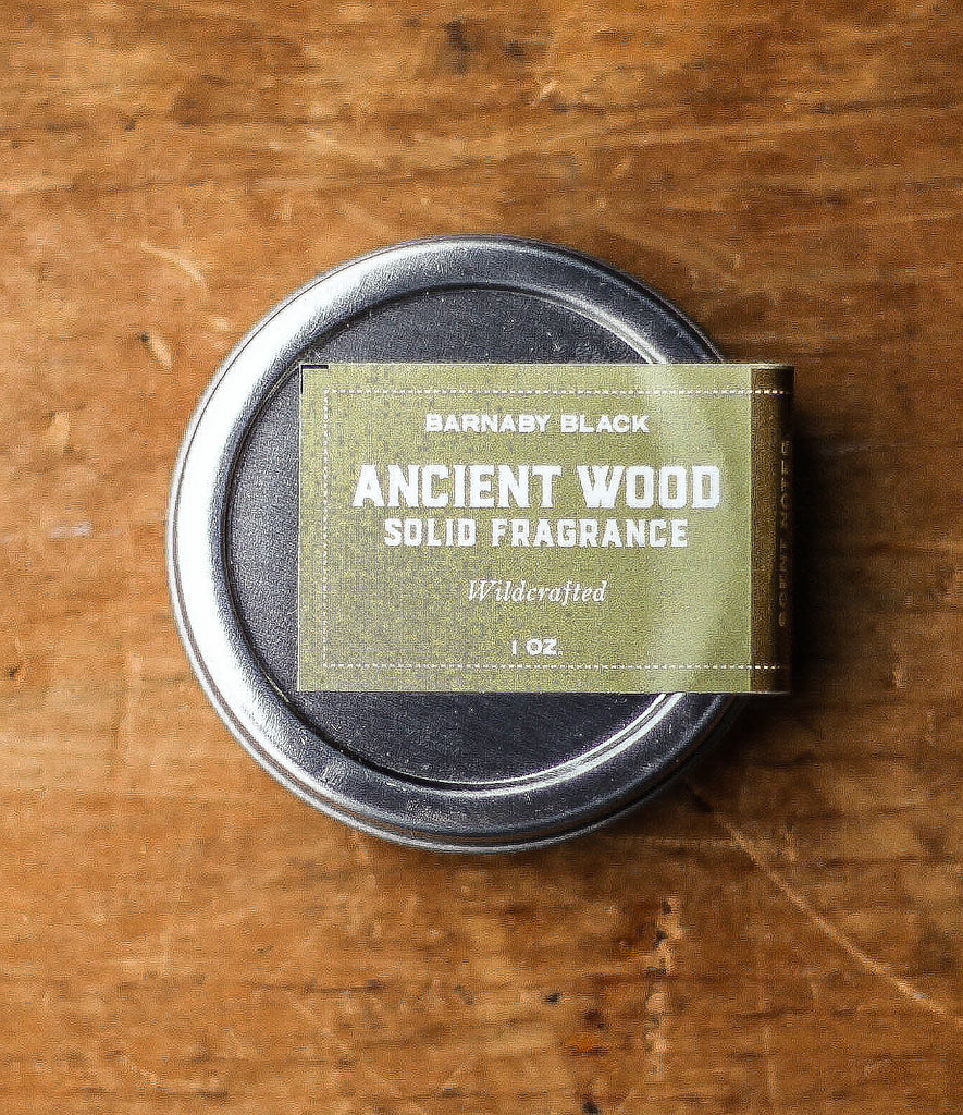 ANCIENT WOOD SOLID COLOGNE