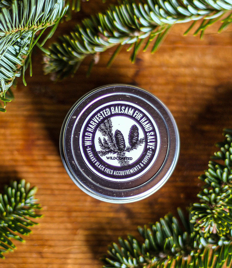 BALSAM FIR SALVE