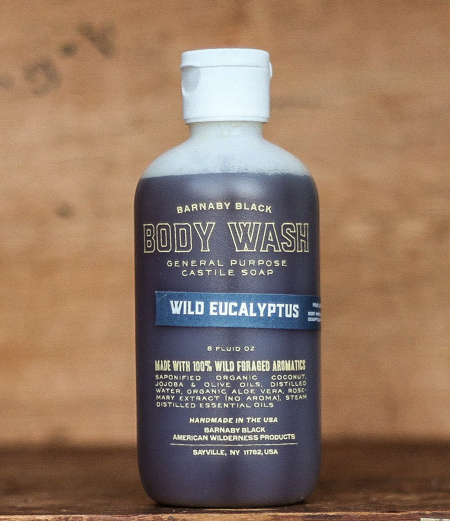 WILD EUCALYPTUS BODY WASH