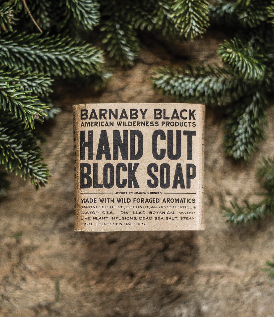 COASTAL PINE BLOCK SOAP