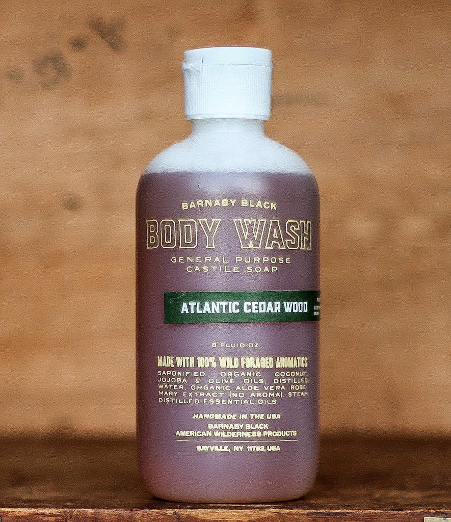ATLANTIC CEDARWOOD BODY WASH