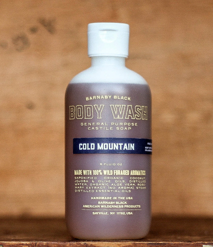 COLD MOUNTAIN BODY WASH