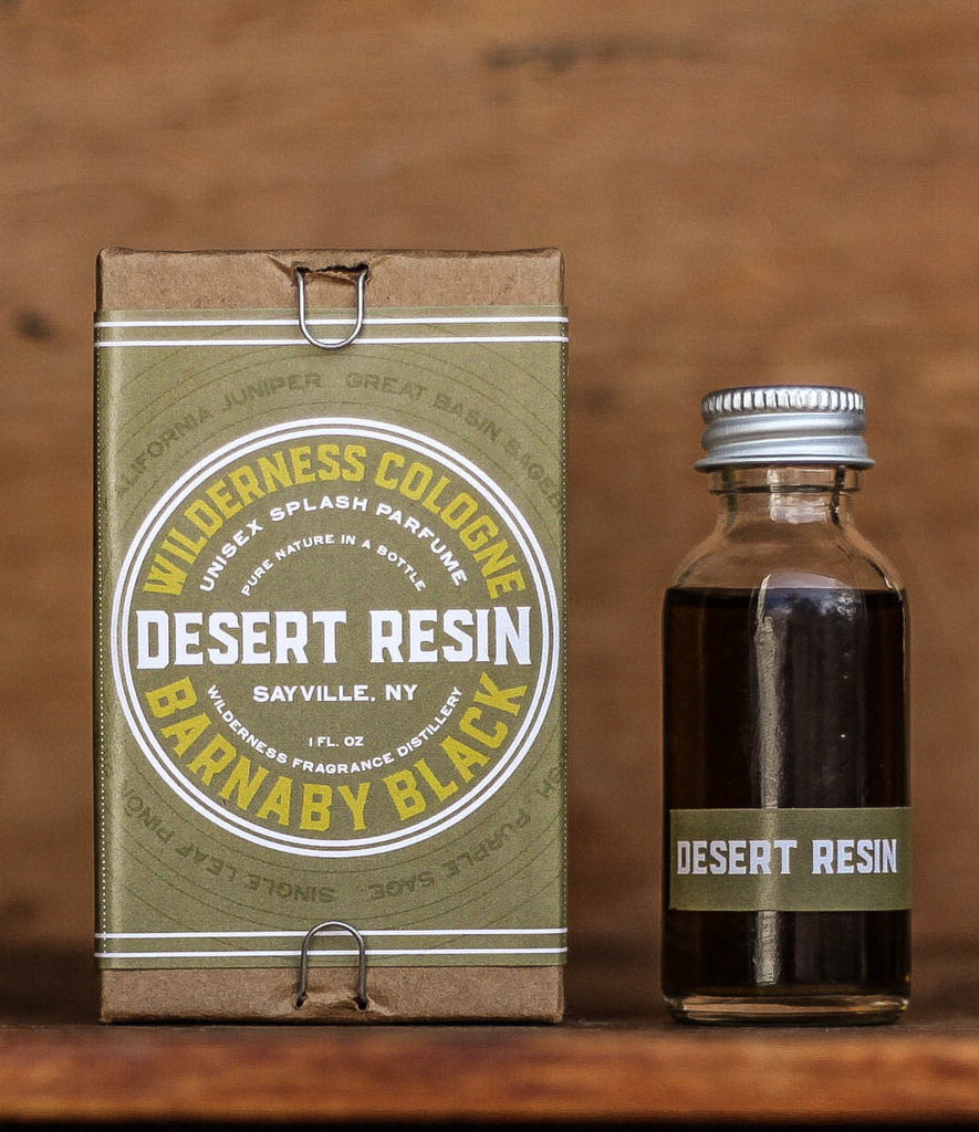 DESERT RESIN WILDERNESS COLOGNE