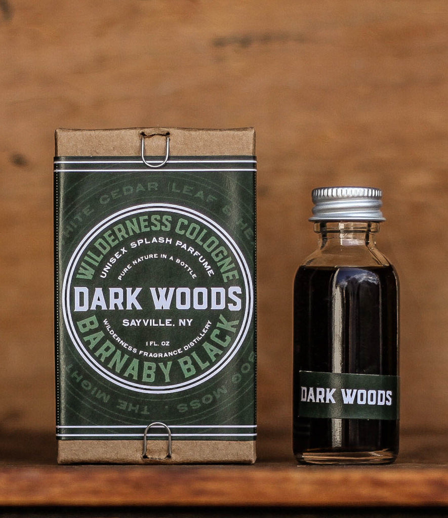 DARK WOODS CEDAR WILDERNESS COLOGNE