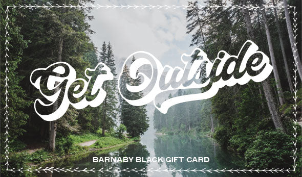 GET OUTSIDE GIFT CARD