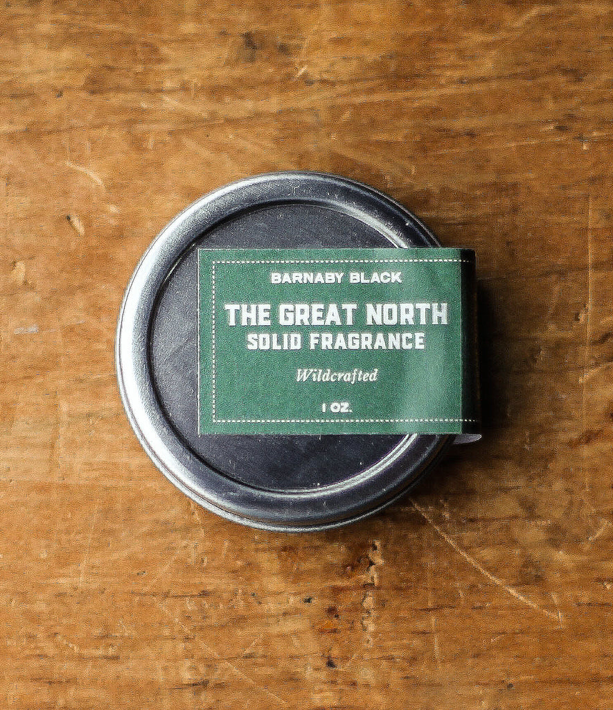 THE GREAT NORTH SOLID COLOGNE