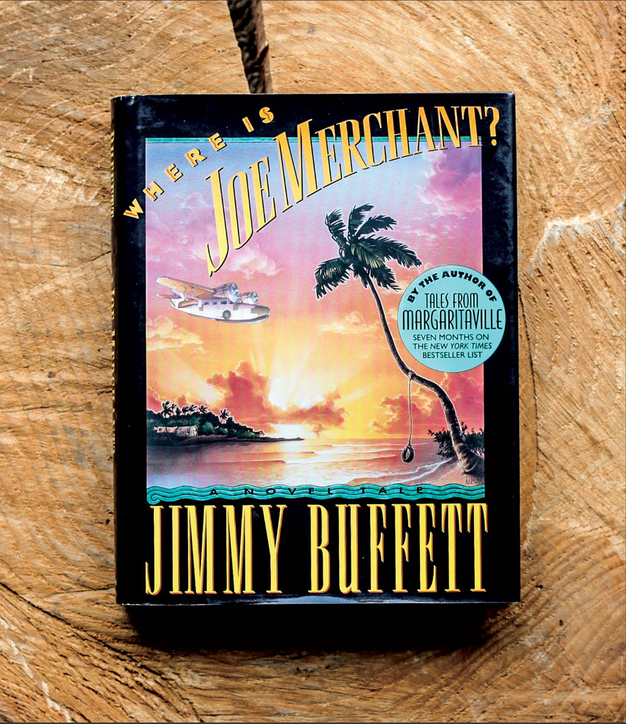 JIMMY BUFFET - WHERE IS JOE MERCHANT?