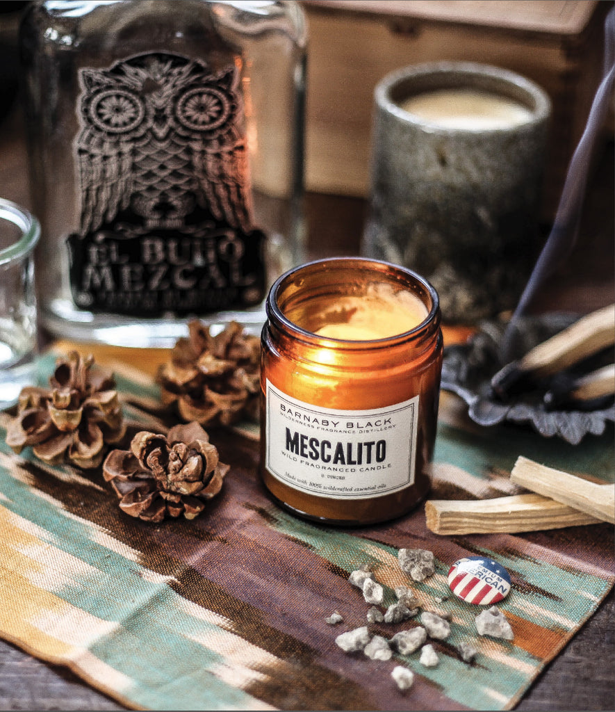 MESCALITO WILD FRAGRANCED CANDLE
