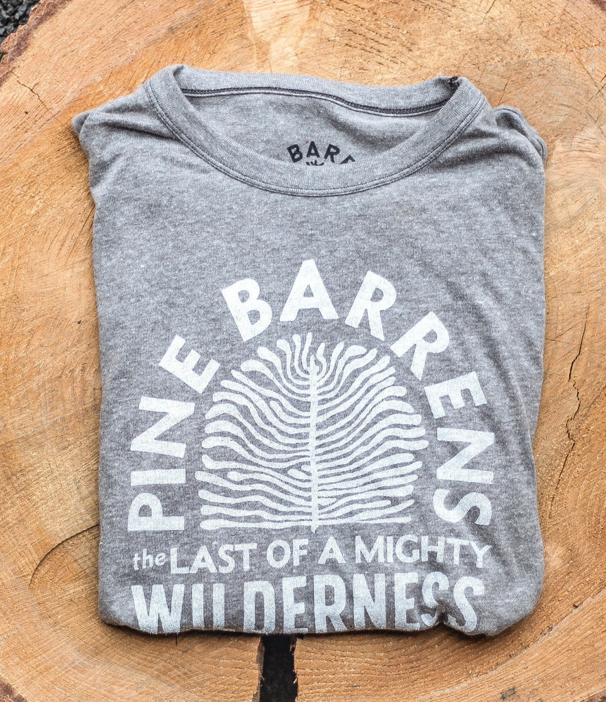PINE BARRENS TRAIL SCOUT LONG SLEEVE TEE