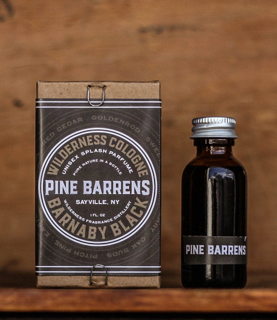 PINE BARRENS WILDERNESS COLOGNE