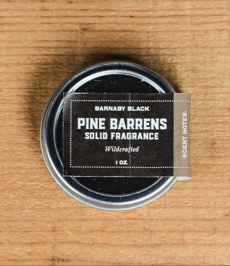 PINE BARRENS SOLID FRAGRANCE