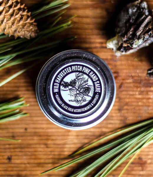 PITCH PINE HAND SALVE
