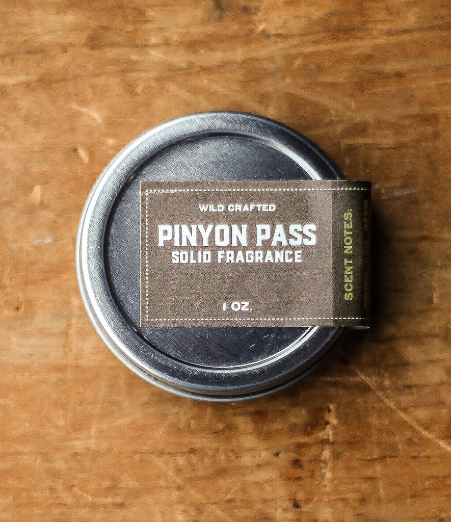 PINYON PASS SOLID COLOGNE