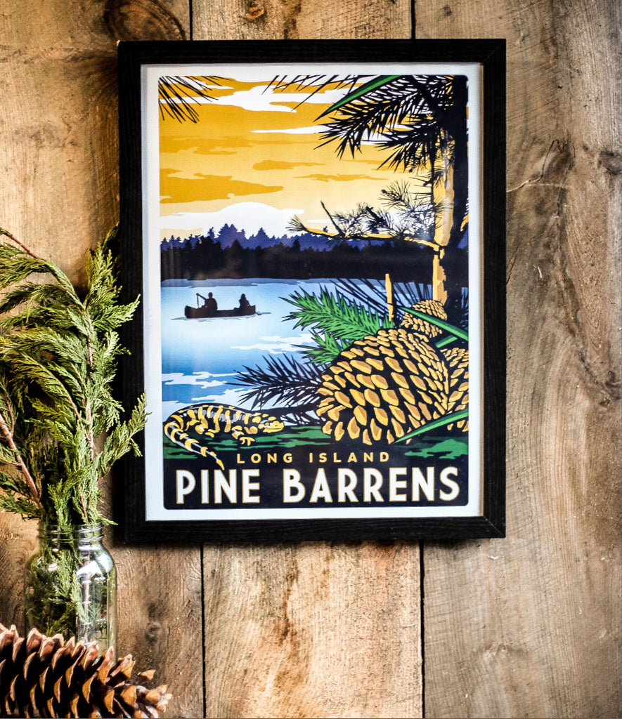 PINE BARRENS POSTER