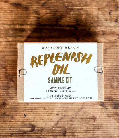 REPLENISH OIL SAMPLE KIT