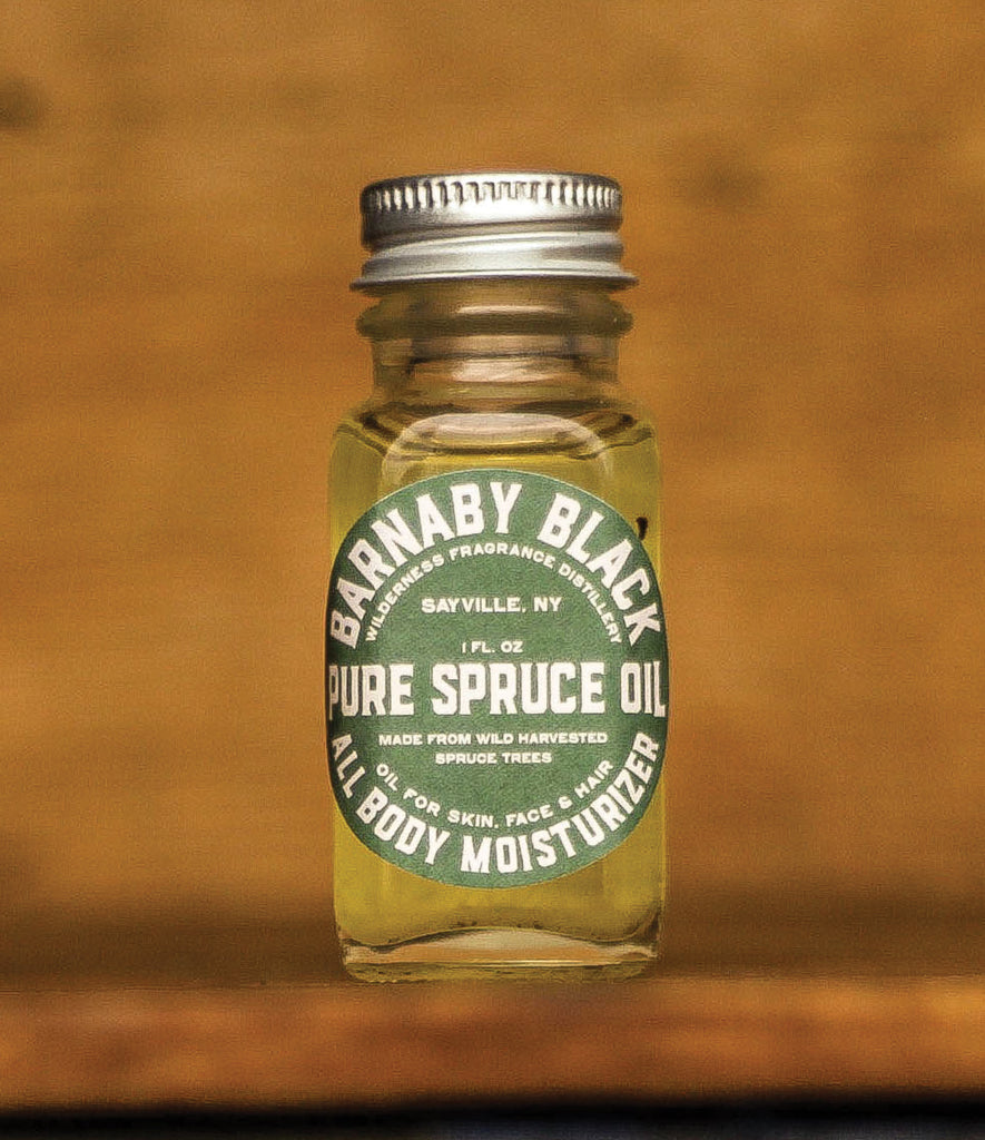 PURE SPRUCE OIL