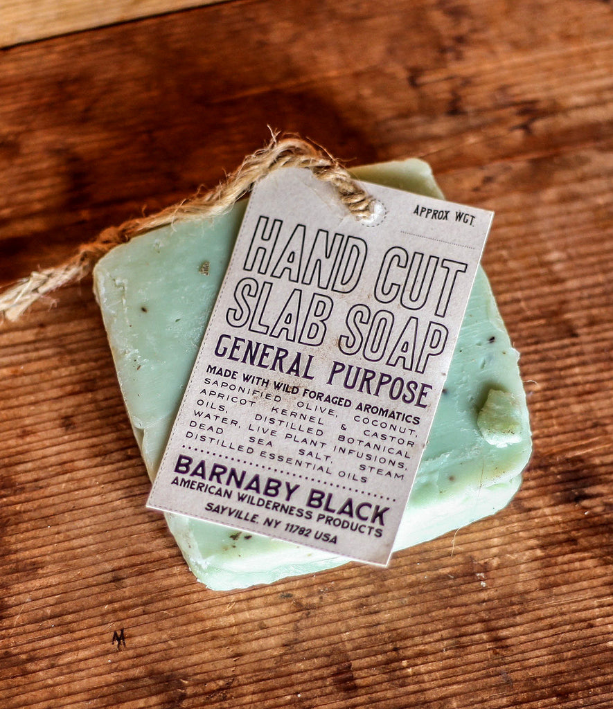 SMALL SLAB SOAP
