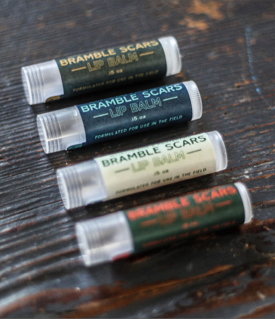 BRAMBLE SCARS LIP BALM