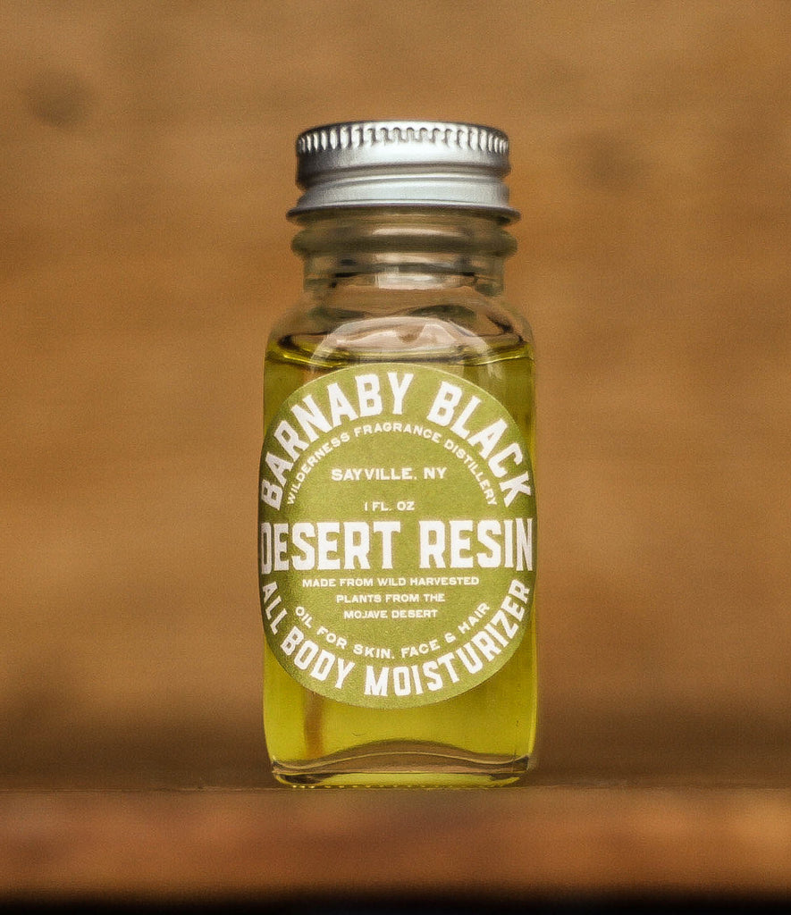 DESERT RESIN  OIL