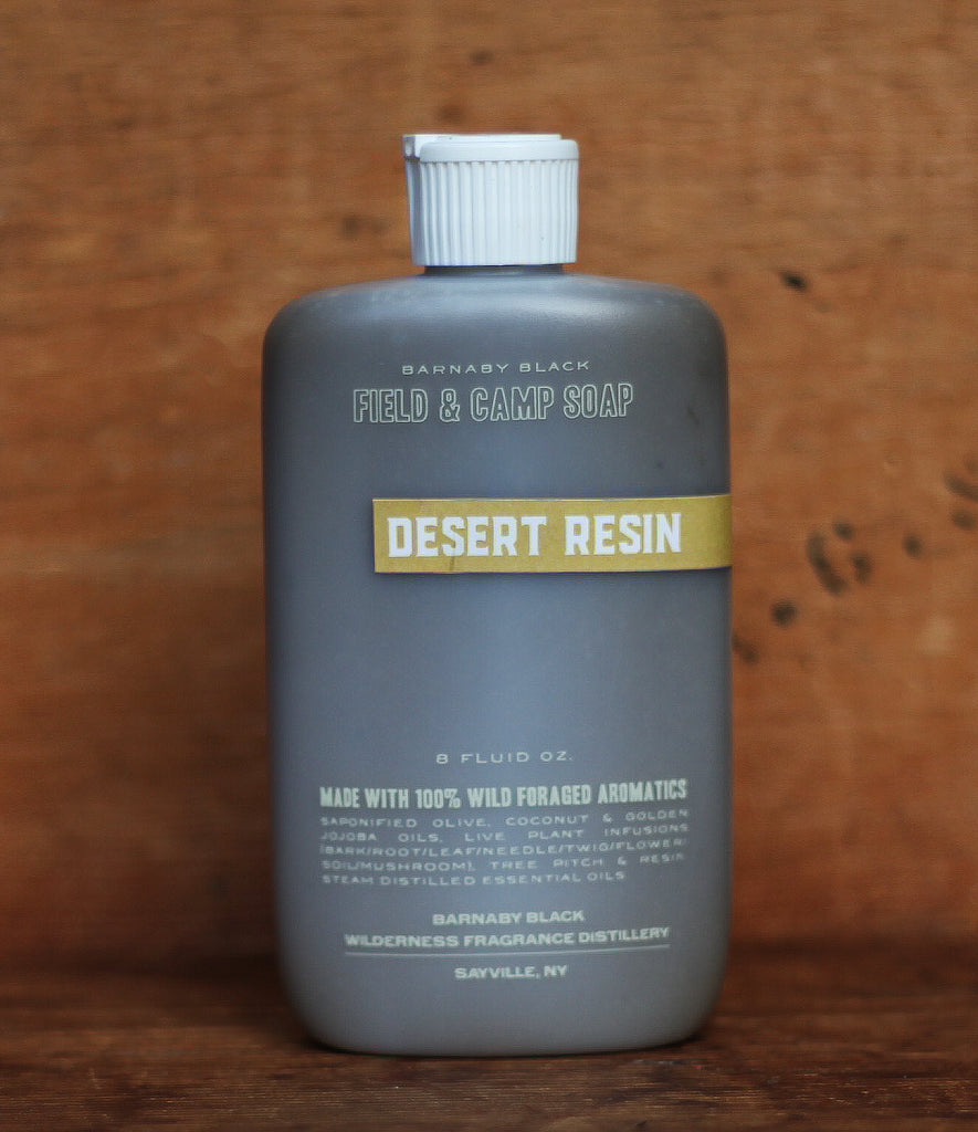 DESERT RESIN FIELD & CAMP SOAP