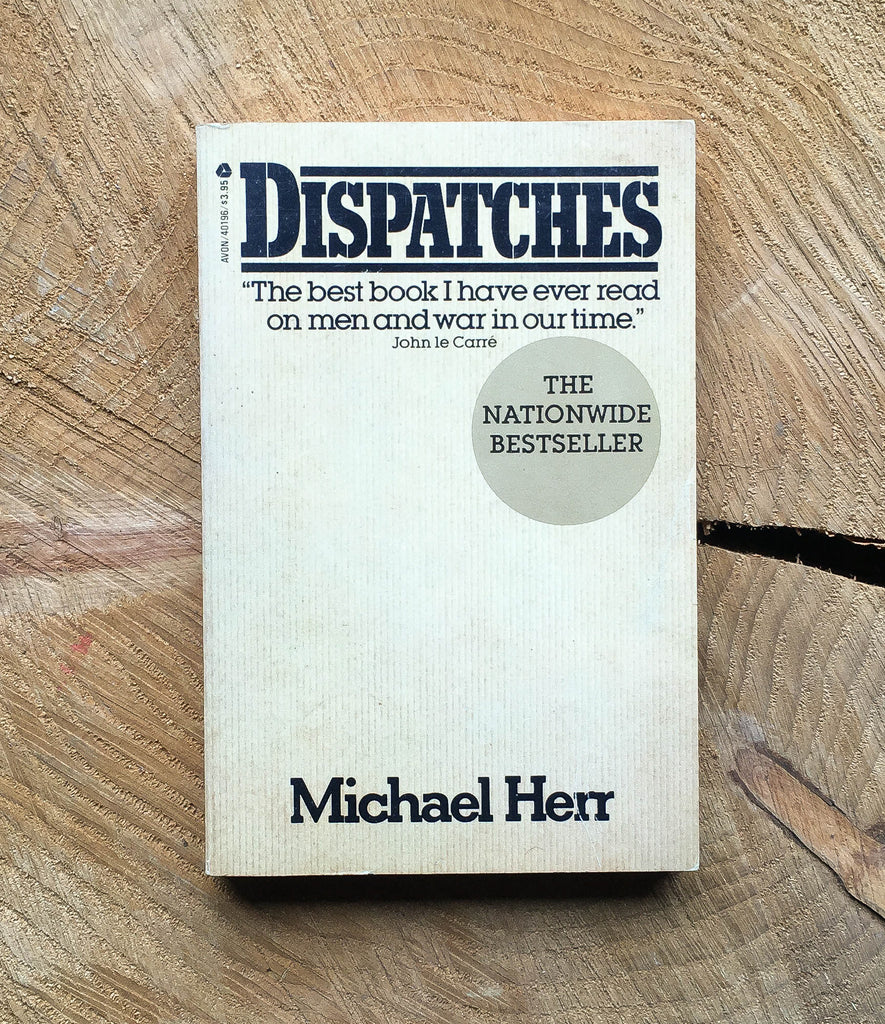 VINTAGE DISPATCHES PAPERBACK - 1st EDITION