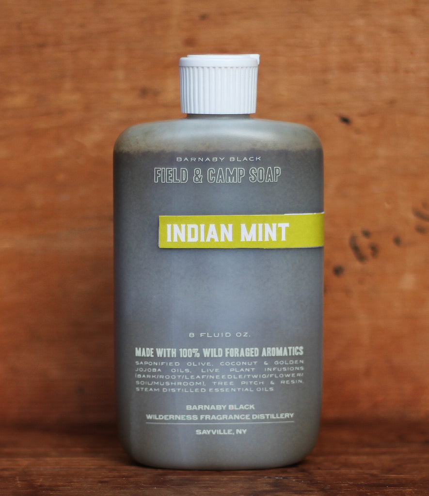 INDIAN MINT FIELD & CAMP SOAP