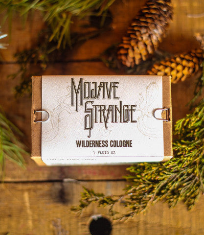 MOJAVE STRANGE WILDERNESS COLOGNE