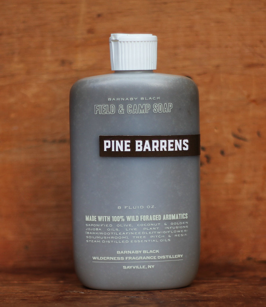 PINE BARRENS FIELD & CAMP SOAP