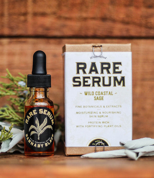 WILD COASTAL SAGE BOTANICAL SERUM