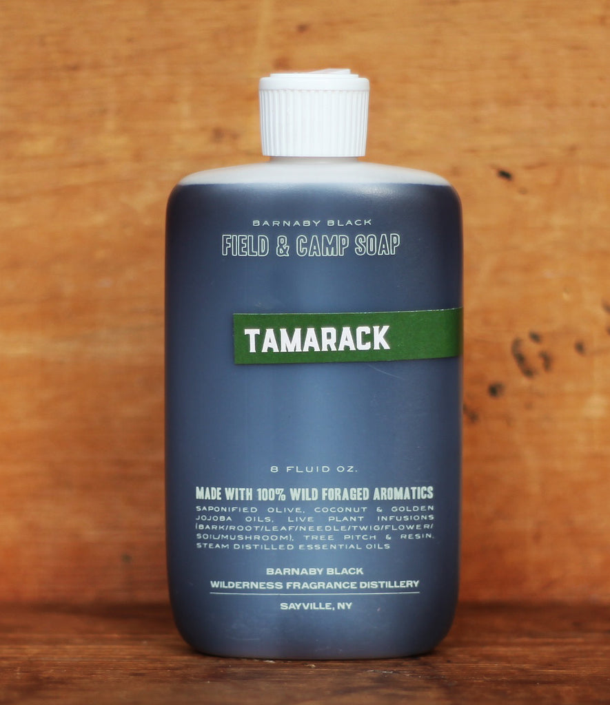 TAMARACK FIELD & CAMP SOAP