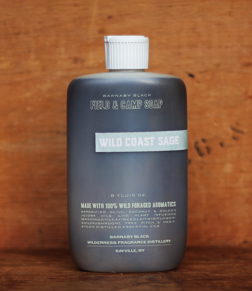WILD COAST SAGE FIELD & CAMP SOAP
