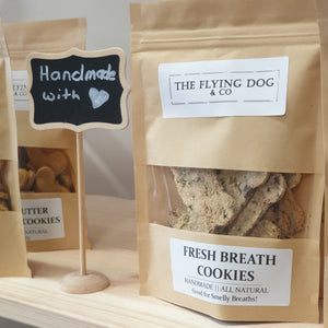 Fresh Breath dog treats - The Flying Dog n Co gerringong australia pet boutique collective smallbusiness ladystartups