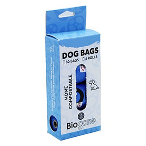 biogone compostable cornflour poop bags - The Flying Dog n Co gerringong australia pet boutique collective smallbusiness ladystartups