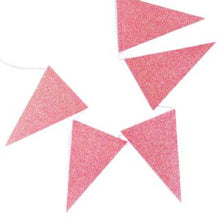 Load image into Gallery viewer, MY STORY MINI BANNER-PINK GLITTER