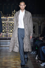 Load image into Gallery viewer, Sharon Wauchob Crushed Stitch Pocket Trench Coat