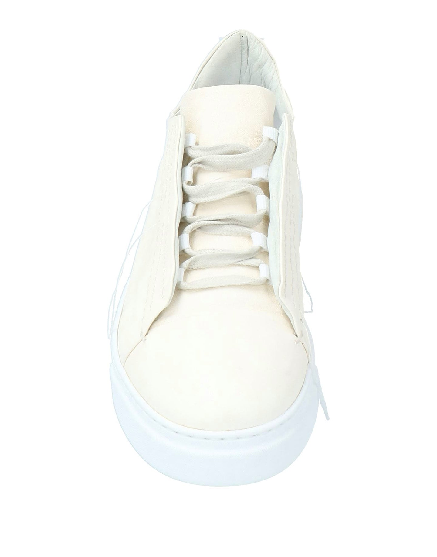 MASNADA white lace up Mens's Sneakers
