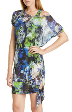 Load image into Gallery viewer, Fuzzi Floral Print Mini Dress