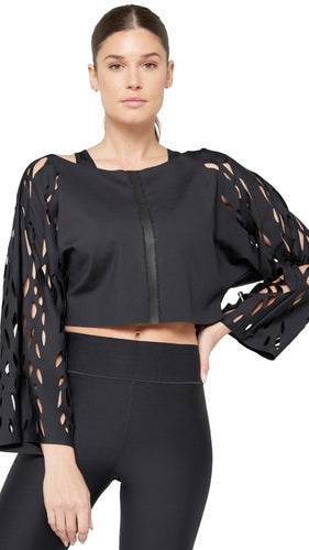Ultracor Laurel Mira Top with Swarovski® Crystals