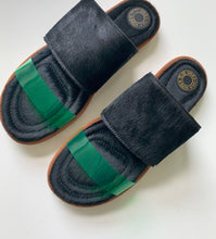 Load image into Gallery viewer, Dries Van Noten Pony Slides