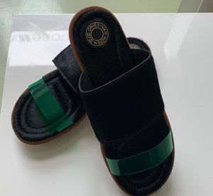 Dries Van Noten Pony Slides
