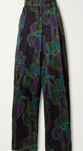 Load image into Gallery viewer, Dries Van Noten  New Season Floral-print woven wide-leg pants