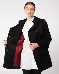 SHIRO SAKAI Double Breasted Jacket