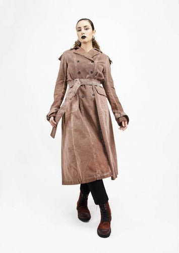 Masnada Eto Trench Coat