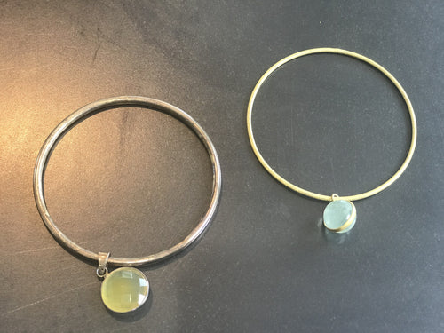 Mandalay Drop Stone bangles